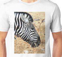 Etosha Zebra Unisex T-Shirt