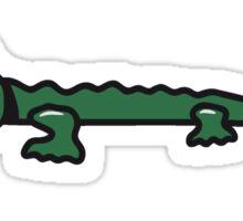 crocodile funny Sticker