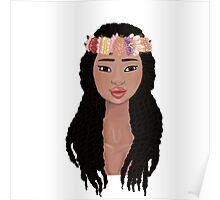 Princess Aniya Poster