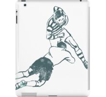 Rugby Players iPad Case/Skin
