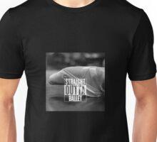 Straight Outta Ballet Unisex T-Shirt