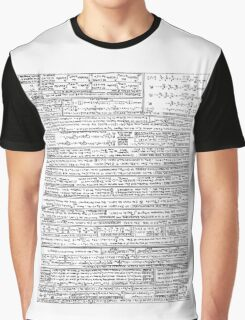 Calculus 2.0 Graphic T-Shirt