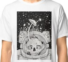 Skeleton Astronaut Classic T-Shirt