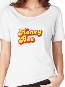 Honey Bee - Beyonce inspired print. Women's Relaxed Fit T-Shirt