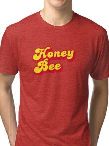 Honey Bee - Beyonce inspired print. Tri-blend T-Shirt