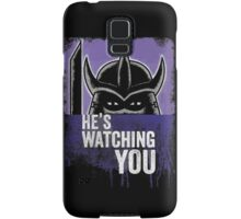 Shredder is Watching Samsung Galaxy Case/Skin