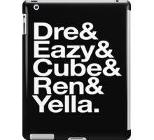 Straight Outta Helvetica iPad Case/Skin
