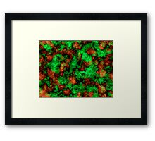 Strawberry Fields iPhone / Samsung Galaxy Case Framed Print