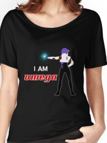 I am Omega Women's Relaxed Fit T-Shirt
