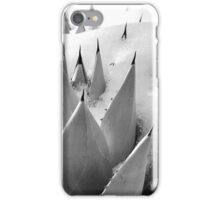 Winter Agave iPhone Case/Skin