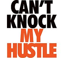 Can't Knock My Hustle - Giants Photographic Print