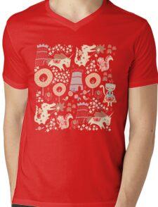 Animal Kingdom  Mens V-Neck T-Shirt