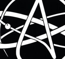 Atheism Symbol Sticker