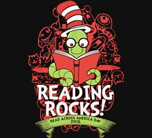 READ ACROSS AMERICA DAY - MARCH 2, 2016 Women's Fitted Scoop T-Shirt