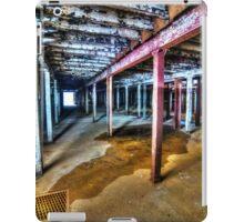 Dystopian factory #3 iPad Case/Skin
