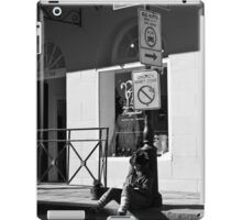 Royal Writer iPad Case/Skin