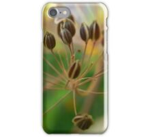 Seed Pods iPhone Case/Skin
