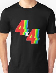 4x4 Insignia (Center) T-Shirt