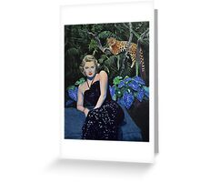 Jungle Hideout Greeting Card