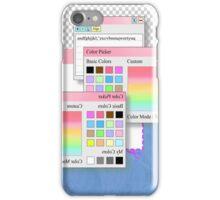 Cut It! iPhone Case/Skin