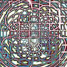 Digital Interlace by Shawna Rowe