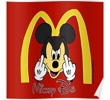 Mickey D Poster