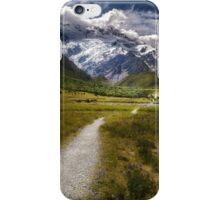 Mount Cook National Park 2 iPhone Case/Skin