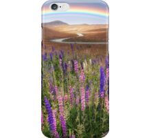 Follow The Rainbow iPhone Case/Skin