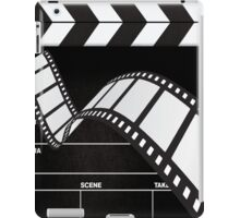 roll and action iPad Case/Skin