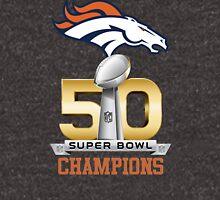 Denver Broncos Super Bowl 50 Champions Unisex T-Shirt