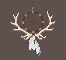 Elk Dream Catcher Unisex T-Shirt