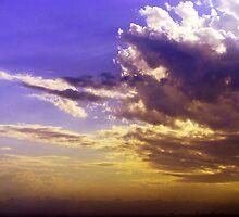 cloudburst # 1 by Sam Fonte