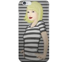 Stripey Tay iPhone Case/Skin