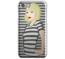 Stripey Tay iPhone Case/Skin