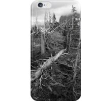Fighting for Survival iPhone Case/Skin