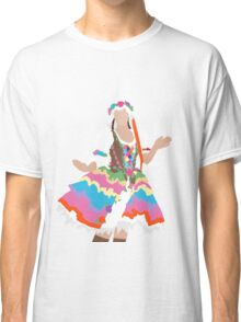 Floral Maiden Classic T-Shirt