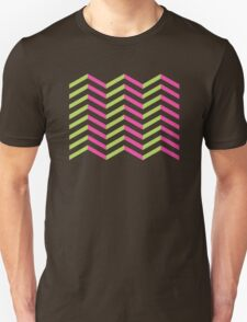 Abstract Wave V. 1 funny nerd geek geeky T-Shirt