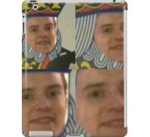 Let's Turn Chris Into A Meme iPad Case/Skin