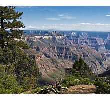 Grand Canyon Vista Photographic Print