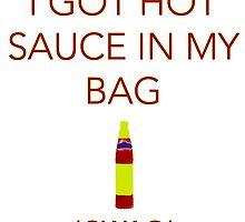 Beyonce Hot Sauce by lpaynew