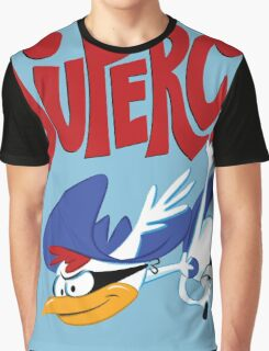 Super Chicken Graphic T-Shirt