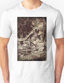 Spaceman Unisex T-Shirt