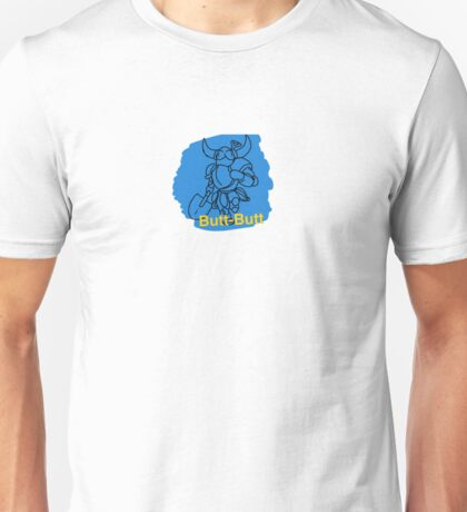 Butt Butt Shovel Knight Unisex T-Shirt