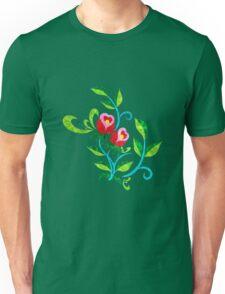 Tulips Color Unisex T-Shirt