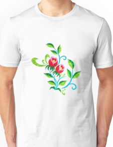 Tulips Color Unisex T-Shirt