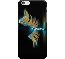 Abstract Angelic  iPhone Case/Skin