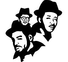 Run Rap Photographic Print