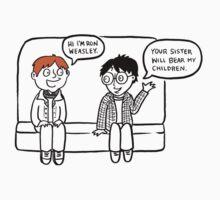 Awkward Harry by KrisKarlson