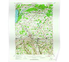 New York NY Oneida 128904 1946 62500 Poster