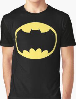 DKR TV round Bat Graphic T-Shirt
